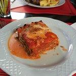 Lasagne. Delicious!