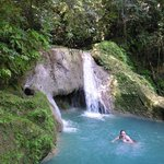 Hike with guide to local waterfalls and swimming holes