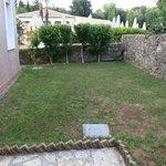 Garden of Villa 1