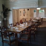 Part of the dining area.