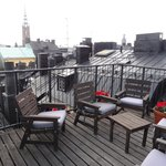the rooftop Poop Deck