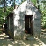 Replica Cabin at Walden Pond 2 8/8/2014