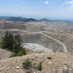 CC&V gold mine operations
