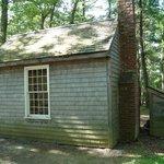 Replica Cabin at Walden Pond 8/8/2014