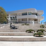 Fachada do Getty Center