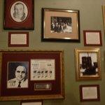 Photographs - Al Capone below