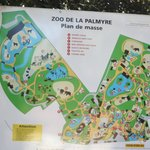Plan du zoo