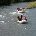 Rafting on the Uncompahgre