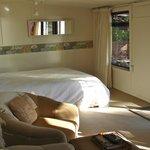 Bedroom area, Water's Edge