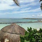 Pool side at the Omni Beach Resort