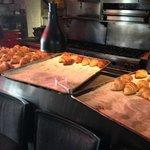 Fresh Croissants begin your breakfast