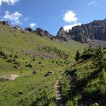 Sneffels Highline Trail