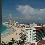 Beach view again