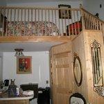Ecurie Suite - loft
