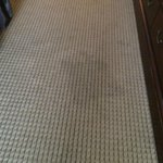 Rug stain #1 in room
