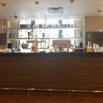 Breakfast area / Bar