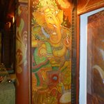 Ganesha at The Spice Route