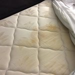 Disgusting mattress!