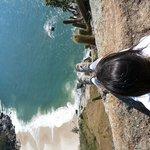 Praia do Perigoso vista de cima