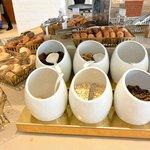 Bread & cereals