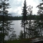 Twin Lake view, Quetico Provincial Park