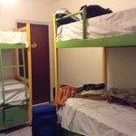 6-person room