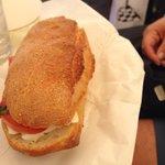 Capri sandwhich.