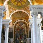 Roman Goddess Minerva Mosaic
