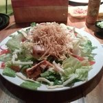 Mexican Salad with Grilled Chicken