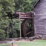 Waterwheel at the old mill