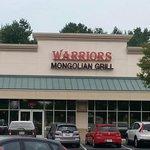 Warrior's Mongolian grill