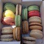 Delicious macaroons!