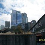 Seattle skyline from Argosy tour