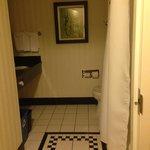 Room 205: bathroom