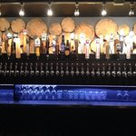 Endless craft beers on tap!