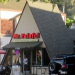 Mr. Falafel, Morgan Hill, CA