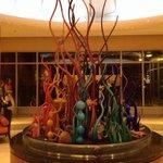 May 2014 lobby of hotel