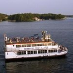 Belle of Hot Springs Riverboat Foto