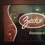 Zachs Restaurant