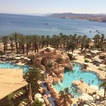 great view  dan eilat
