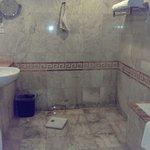 Bathroom No door