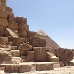 Man fears time, but time fears the Pyramids