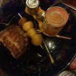 Magret et purée de carottes aux milles arômes! !