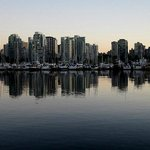 Vancouver skyline from the Seawall