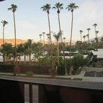 Interesting view from the room 110 degrees