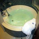 Bathtub in my room!