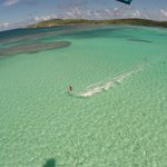 Lovely shallow water