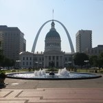 Photo Location for Gateway Arch