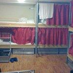 12 dorms bed # room # 511