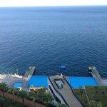 Vidamar Resort and Spa Madeira, vue du 9eme etage
